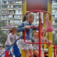 Весёлое лето :: Нина Корешкова