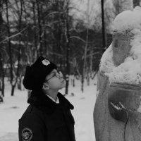 Кадет и каменный монах :: Наталья