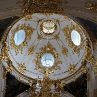 Большая церковь. Купол :: Елена Павлова (Смолова)