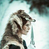 Волчица :: Ирина Пирогова