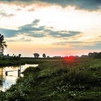 закат в августе :: георгий петькун