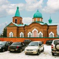 Монастырь :: Александр Ефименко