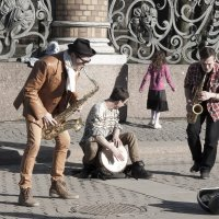 Blues for man :: Сергей Кириллов