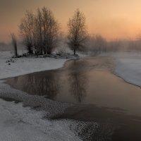 Утро на речке :: Михаил Потапов