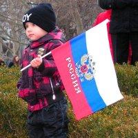 Юный патриот :: Елена Даньшина