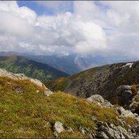 Облака над горами :: Наталия Григорьева