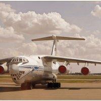 Ил-76ТД :: Кай-8 (Ярослав) Забелин