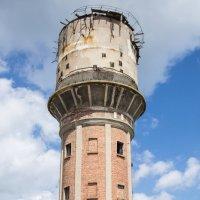 Старая водонапорная башня :: Николай Пекарский
