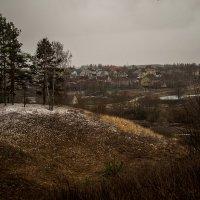 Зима вернулась 1 :: Тамара Цилиакус