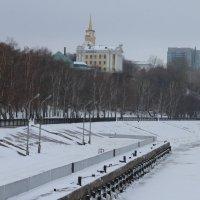 Набережная зимой. :: Наталья