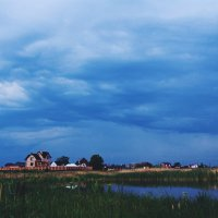 Озеро Большой Кременкуль :: Марина Устюгова