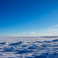 Снежное море :: Константин Ольховка