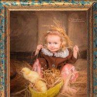 Пасхальная история :: Евгения Малютина