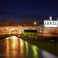 Великий Новгород. На закате :: Юрий Слюньков