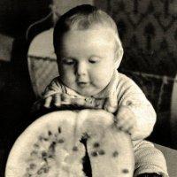 Мальчик с арбузом :: Viktor Heronin