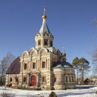 Церковь Александры Римской :: Марина Назарова