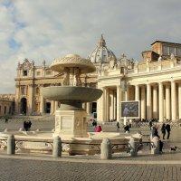 площадь Святого Петра :: Ольга