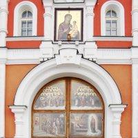 Западные ворота над сасовней. :: Ирина Нафаня