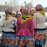 Северодвинск. Масленица. В антракте :: Владимир Шибинский