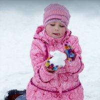 Мягкий снег :: Валерий Талашов