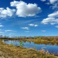 Весенние облака 1 :: Валерий Талашов