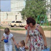 Так хочется бежать!.. :: Нина Корешкова