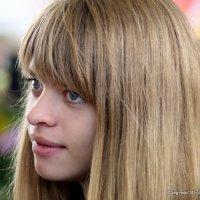 молодая привлекательная нежная :: Олег Лукьянов