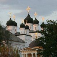 Черные купола :: Alexander Varykhanov