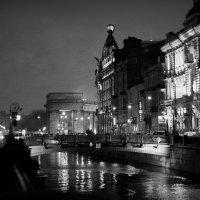 Городской пейзаж :: Елена Ситникова