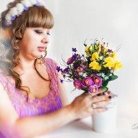 цветочное настроение :: Кристина Малютина