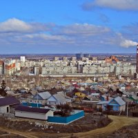 С высоты... :: Vladimir Denisov