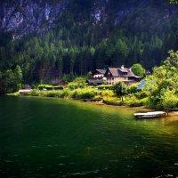 Альпийская идиллия :: Тиша