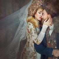 русская свадьба :: Ольга Шеломенцева