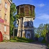Водонапорная башня. :: petyxov петухов