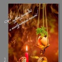 Начало садового периода и ожидание пасхи :: Ринат Валиев