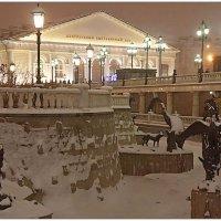 Зимняя сказка Охотного ряда... :: Кай-8 (Ярослав) Забелин