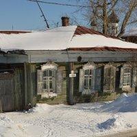 Старый домик :: grovs