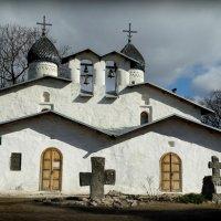 Церковь Покрова и Рождества. Псков. :: Fededuard Винтанюк