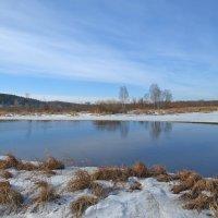Весенняя река :: Александр Смирнов