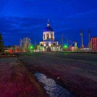 Церковь Троицы Живоначальной в с.Бондари на Тамбовщине :: Александр Тулупов