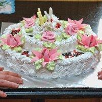 Свадебный торт_1 :: Юрий Муханов