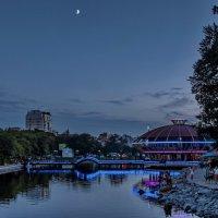 вечер на прудах :: Андрей