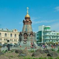 Памятник героям Плевны у Ильинских ворот :: Petr Popov