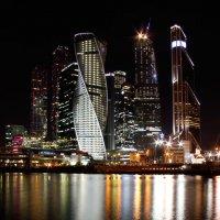 ночной город :: Юлия Меликян