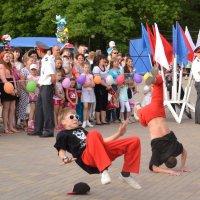 Танцуем брэйк данс! :: Владимир Болдырев