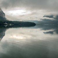 Тишина под облаками :: Татьяна Гладченко