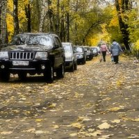Осень :: Александр Варшавский