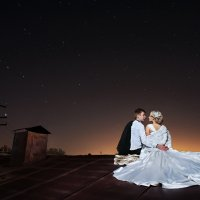 Под звездным небом :: Anton Batoev