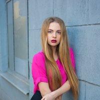 Lady in pink :: Кристина Волкова(Загальцева)