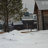 зима в Хохловке :: petyxov петухов